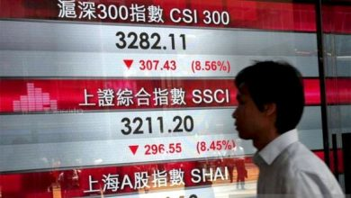 Photo of Saham Hong Kong turun lagi, indeks HSI ditutup tergerus 0,31 persen