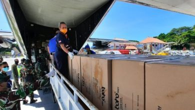 Photo of Thousands PPE COVID-19 for Medical Personnel Arrived in Bali