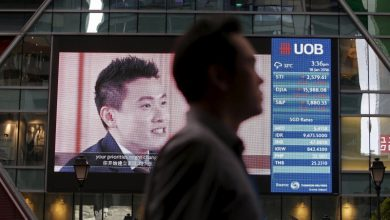 "Photo of Saham Singapura ""rebound"", Indeks Straits Times naik 0,77 persen"