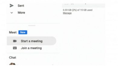Photo of Aplikasi konferensi video Google Meet akan tersedia di Gmail