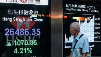 Photo of Saham Hong Kong dibuka menguat dengan indeks HSI naik 0,52 persen