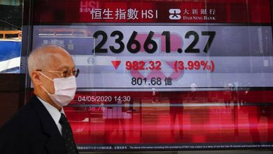 Photo of Saham Hong Kong dibuka turun lagi, indeks HSI tergerus 0,30 persen