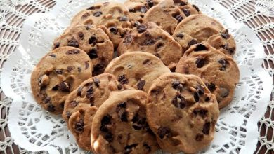 "Photo of Resep ""Peanut Butter Chocolate Chips"", kudapan sehat hanya lima bahan"