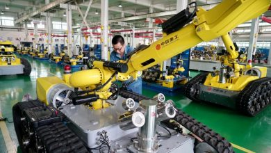 Photo of Industri robotik di China