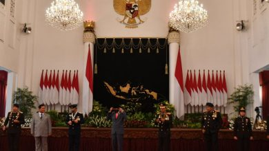 Photo of Peringatan Hari Bhayangkara di Istana Negara