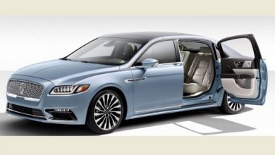 Photo of Ford setop produksi sedan mewah Lincoln Continental