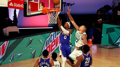 Photo of Celtics kembali tekuk 76ers, tambah keunggulan jadi 3-0
