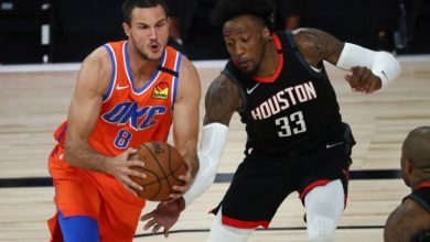 Photo of NBA: Oklahoma City Thunder kalahkan Houston Rockets 123 – 108
