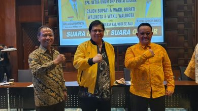 Photo of Airlangga Hartarto: Paslon Golkar Mesti Kreatif dan Inovatif