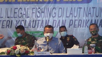 Photo of Menteri Edhy sebut kapal illegal fishing dominan dari negara Vietnam