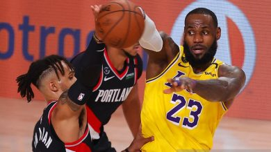 Photo of NBA: Portland Trail Blazers tekuk LA Lakers 100 – 93