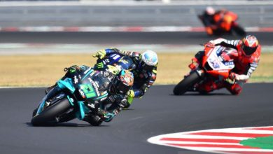 Photo of Franco Morbidelli juara MotoGP San Marino Grand Prix