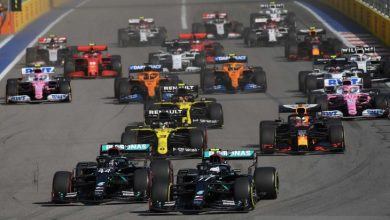 Photo of Serunya balapan F1 di Sochi