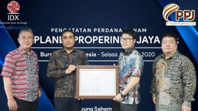 Photo of Planet Properindo Jaya resmi melantai di bursa