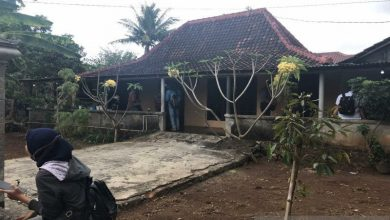 Photo of Densus 88 geledah rumah milik W di Kabupaten Gunung Kidul