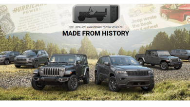Photo of Versi baru Wrangler & Cherokee lengkapi jajaran Jeep 80th Anniversary