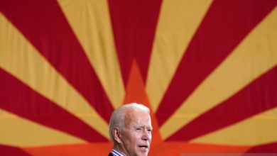 Photo of Kampanye Joe Biden di Phoenix