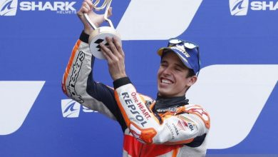 Photo of Podium perdana Alex Marquez di ajang MotoGP