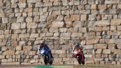 Photo of Alex Rins juara MotoGP Aragon, Marquez rebut podium lagi