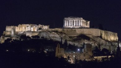 Photo of Sistem pencahayaan baru di Acropolis dan Parthenon