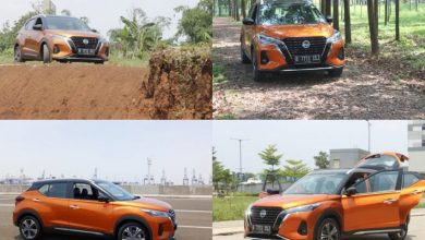 Photo of Test drive Nissan Kicks di tiga jenis jalan berbeda