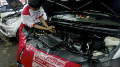 "Photo of ""Halobeng"" layanan virtual servis mobil Toyota"