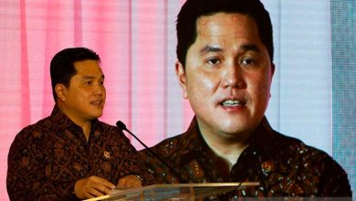 Photo of Erick Thohir Merger 3 Bank BUMN Syariah