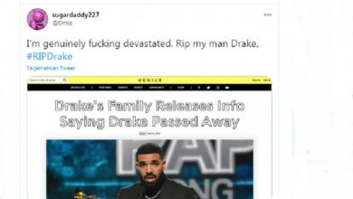Photo of Penyanyi rap Drake meninggal? Ini faktanya