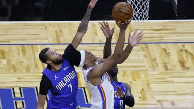 Photo of NBA: Oklahoma City Thunder menang tipis 94-91 lawan Orlando Magic