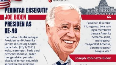 Photo of Perintah eksekutif Presiden AS Joe Biden