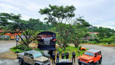Photo of Ketika Jeep Wrangler dan Gladiator dijajal di habitat aslinya
