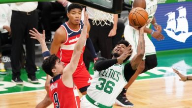 Photo of NBA: Boston Celtics kalahkan Washington Wizards 116 – 107