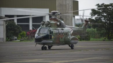 Photo of PT DI serahkan Helikopter Super Puma ke TNI AU