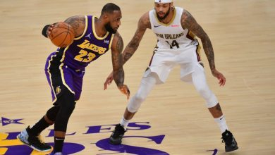 Photo of NBA:  LA Lakers kalahkan New Orleans Pelicans 112 – 95