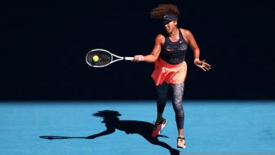 Photo of Aksi Naomi Osaka dan Serena William di semifinal Australia Terbuka