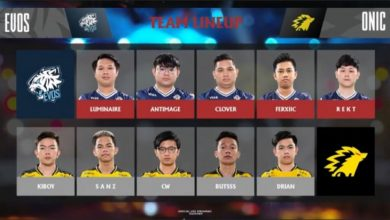 Photo of MPL Season 7 pekan 3: Alter Ego amankan posisi, EVOS Legends bangkit